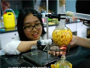 Thực nghiệm khoa học: Chơi mà học