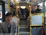 Đã có tuyến xe buýt riêng dành cho Khu Công nghệ cao Hòa Lạc