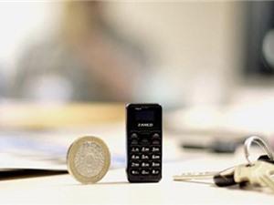 Zanco Tiny - điện thoại di động nhỏ nhất thế giới