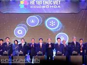 Hệ tri thức Việt số hoá khởi động lúc 10 giờ 10 phút 10 giây ngày đầu năm 2018