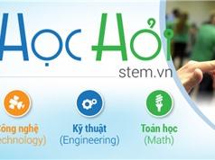 Chính thức ra mắt mạng xã hội chuyên về STEM