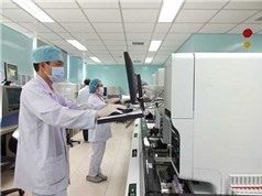Chẩn đoán sớm bệnh lý nhiễm trùng huyết nhờ máy xét nghiệm tự động hóa Sysmex XN - 9000