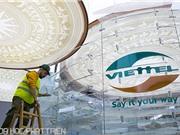 Năm 2017, Viettel đạt lợi nhuận gần 44.000 tỷ đồng