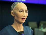 Xem toàn bộ đoạn phỏng vấn Sophia - công dân robot đầu tiên trên thế giới