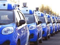 BlackBerry và Baidu hợp tác trong lĩnh vực xe hơi tự lái