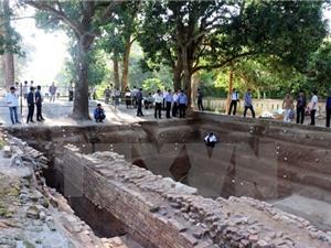 Thu được 20.000 mẫu di vật của nền Văn hóa Óc Eo tại An Giang