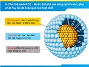 Phức hệ nano FGC - bước đột phá của công nghệ nano