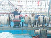 Thanh Hóa: Ứng dụng công nghệ, thiết bị hiện đại khai thác thủy sản