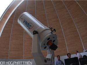 Nghiên cứu, khám phá vũ trụ ở Đài Thiên văn Nha Trang