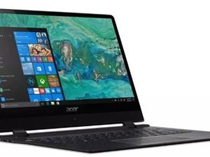 Acer trình làng laptop mỏng nhất thế giới tại CES 2018