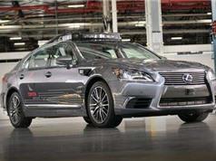 Xem thế hệ xe tự lái thứ 3 của Toyota