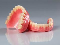 Răng giả và nguy cơ thiếu hụt dinh dưỡng