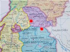 Viện Hàn lâm Khoa học và Công nghệ tìm hiểu động đất kép ở Điện Biên