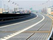 Con đường năng lượng mặt trời mới khai trương phải đóng cửa vì bị trộm ghé thăm