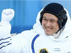 Cao thêm 9cm trong 3 tuần, phi hành gia Nhật lo không ngồi vừa tàu vũ trụ để về Trái đất