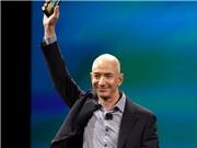 Ông chủ Amazon - tỷ phú giàu nhất mọi thời đại khi sở hữu hơn 100 tỉ USD