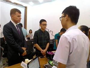 TPHCM: Khởi động chương trình đưa startup Việt ra thế giới