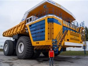 10 cỗ máy lớn nhất thế giới