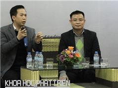 CEO Nguyễn Ngọc Điệp: Khám phá bản thân nhờ đi buôn máy tính