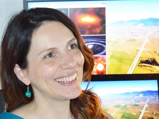 Ngôi sao khoa học gia 2017 Marica Branchesi: Gắn kết các nhà nghiên cứu