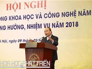 """Thủ tướng Nguyễn Xuân Phúc: """"Không giới hạn biên chế với người tài năng"""""""