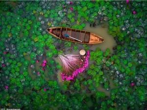 Cảnh đẹp Việt Nam thắng giải cuộc thi ảnh đẹp chụp bằng flycam