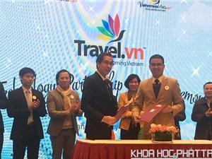 Ra mắt hệ thống website du lịch travel.vn