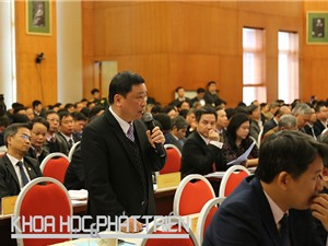 Phó Chủ tịch UBND tỉnh Hà Giang: Tiếp tục đẩy mạnh nhiệm vụ khoa học liên kết vùng miền