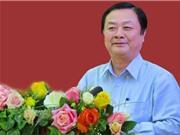 Ông Lê Minh Hoan - Bí thư Tỉnh ủy Đồng Tháp: Cần chương trình hỗ trợ nông dân tiếp cận tri thức