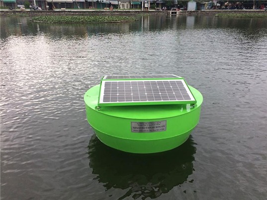 """Ra mắt trạm quan trắc môi trường nước """"made in Đà Nẵng"""""""