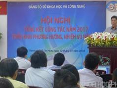 TPHCM: Tiếp tục nâng cao hiệu quả hoạt động khoa học và công nghệ
