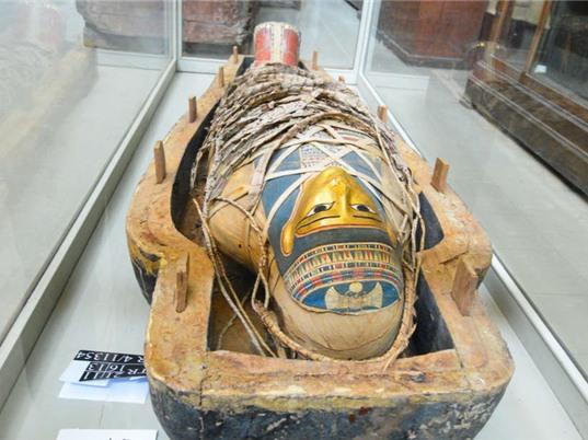 Công nghệ scan mới giúp đọc thông tin trên giấy bọc xác ướp Ai Cập
