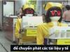 Đội ngũ 'y tá robot' phục vụ ở bệnh viện Thái Lan