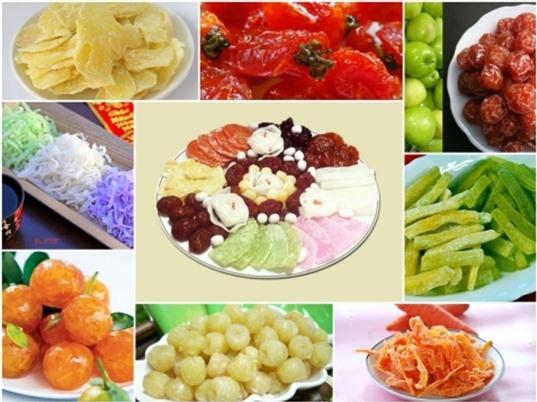 """Những lợi ích tuyệt vời của món ăn ngày Tết đang """"nổi như cồn"""" này"""