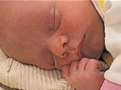 Bộ cảm biến theo dõi nhịp tim và nhịp thở của trẻ sơ sinh