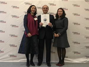 Global Finance vinh danh VietinBank là Ngân hàng Tài trợ thương mại tốt nhất Việt Nam
