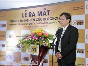 Ra mắt trung tâm nghiên cứu công nghệ Blockchain