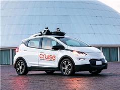 GM thử xe tự hành không vô lăng
