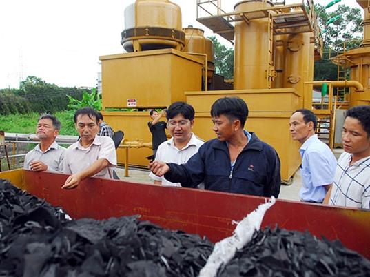 Đốt chất thải phát điện bằng công nghệ nào?