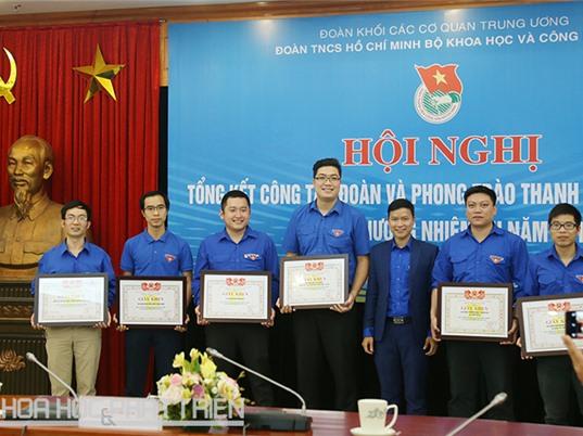 Tuổi trẻ Bộ KH&CN lấy hỗ trợ khởi nghiệp là nhiệm vụ trọng tâm
