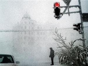 Thành phố lạnh nhất trên thế giới