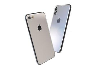 iPhone 2018 đẹp long lanh trong bản thiết kế mới