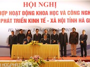 Hà Giang chọn khoa học và công nghệ là khâu đột phá để thoát nghèo