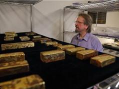 Sắp bán vàng trong kho báu lớn nhất lịch sử Mỹ