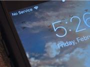 """iPhone 7 bị lỗi hiển thị """"Không có dịch vụ"""" được Apple sữa chữa miễn phí"""