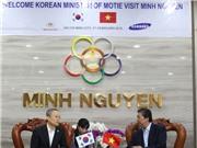 Hàn Quốc: Giúp doanh nghiệp hỗ trợ Việt nhằm giảm nhập siêu