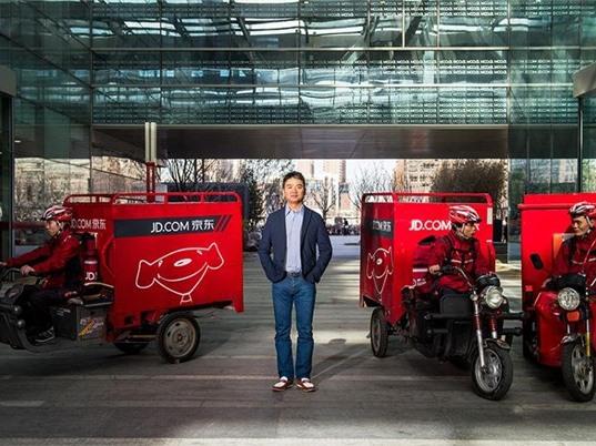 Hãng bán lẻ Trung Quốc JD.com gia nhập liên minh Blockchain trong vận tải