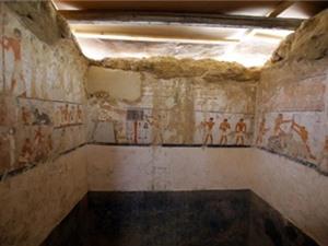 Phát hiện lăng mộ 4.400 năm tuổi ở Ai Cập