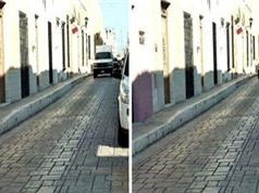 Xem ảo giác quang học của hai bức hình giống hệt nhau