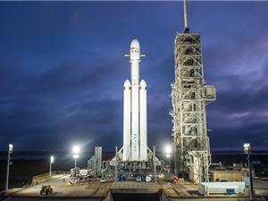 Những công nghệ độc quyền của tên lửa mạnh nhất thế giới Falcon Heavy